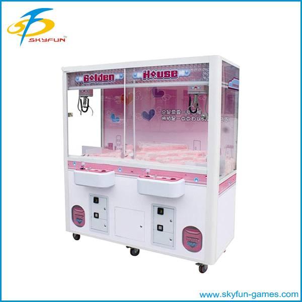 Arcade entertainment toy claw crane machine