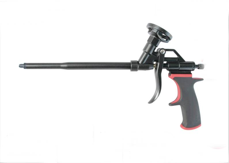PU foam gun for bulilding and construction industries SEB-LB007