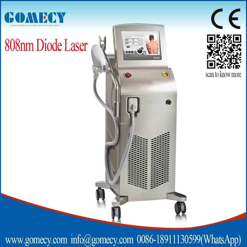 808nm Soprano Full Body Laser Hair Removal Faster Hair Growth Products Diode Laser Cutting Machine