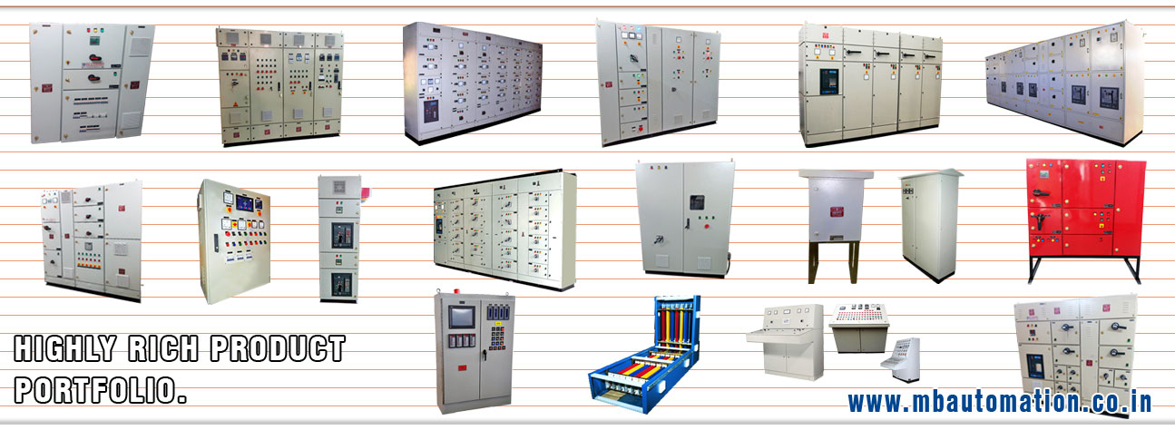 Power control panel manufacturers in India