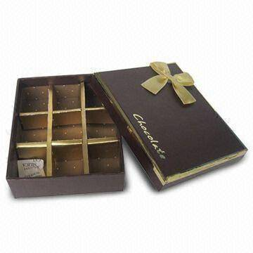 Chocolate Box, Gift Box
