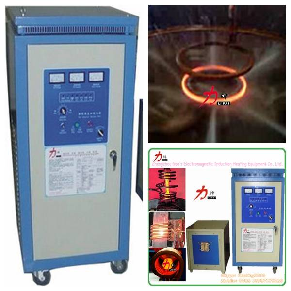 Chinese top quality induction heating machine for steel rods preheating & forging