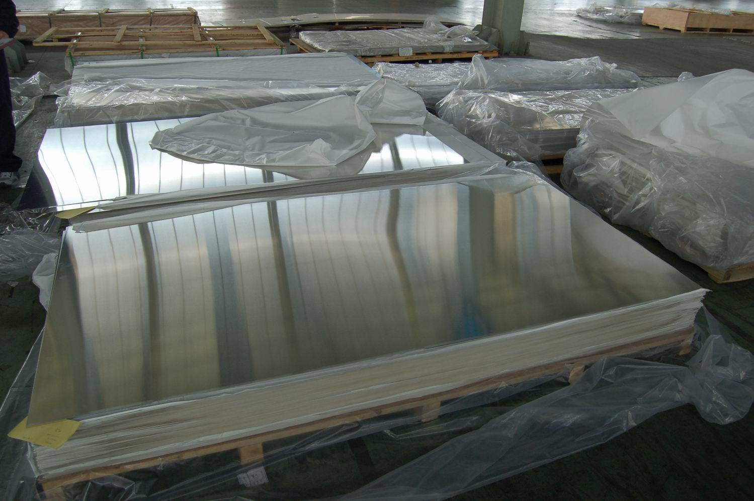 Grade 445M2 stainless steel plate/sheet