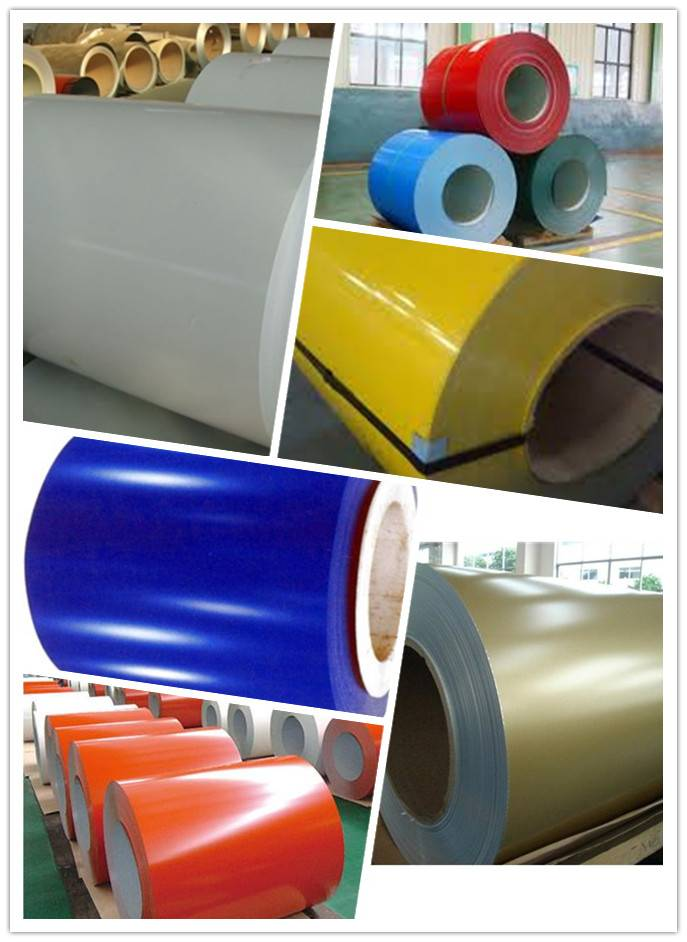 Sales Pomotion ppgi prepainted galvalume steel coil in iron sheets