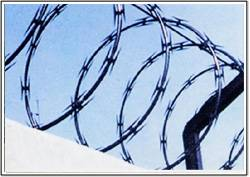 offer barbed wire and razor barbed wire