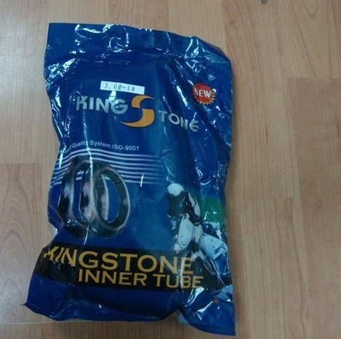 King Stone Motorcycle inner tube Butyl 300-17 300-18 for Uganda and Kenya Market