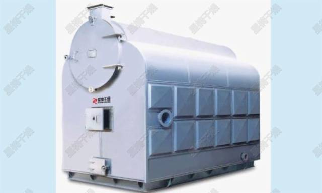 Hot water boiler with wood waste as a fuel CDZG