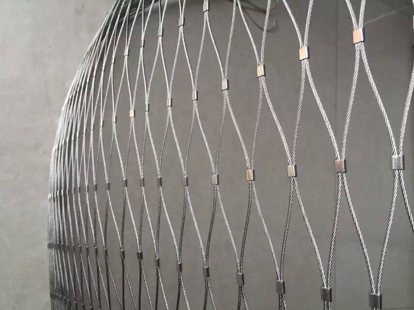 High Quanlity Flexible X-tend stainless steel Cable Webnet
