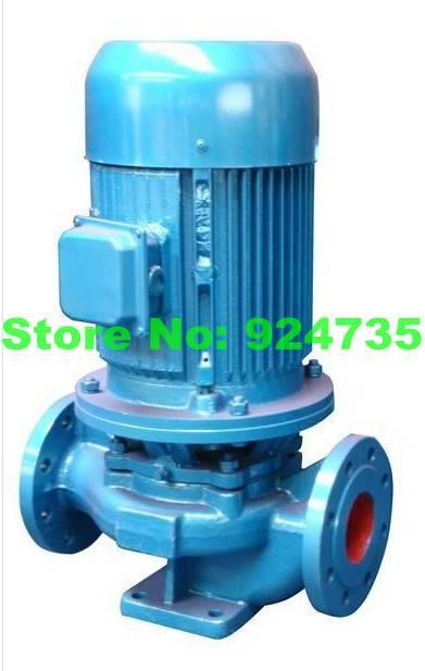 ISG Inline Pump, Pipeline Booster Pump, Inline Water Pump, Vertical Pipeline Booster Water Pump
