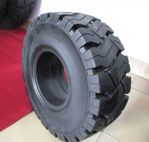 ANair Pneuamtic Solid Tire 23x9-10, for Forklift and other industrial