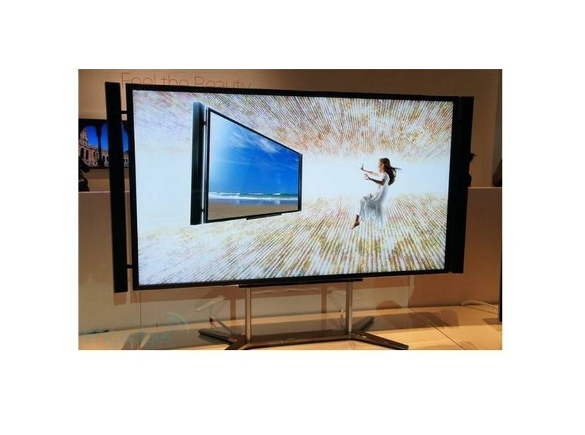 Sony XBR-84X900 84 Full 3D 1080p HD LED LCD Internet TV
