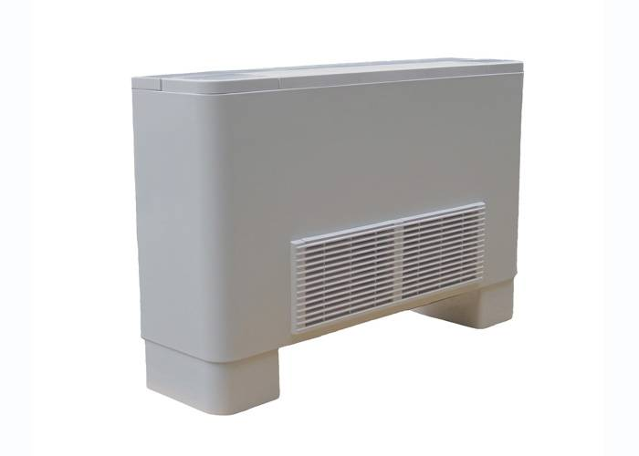 Floor Console Indoor Fan Coil Unit