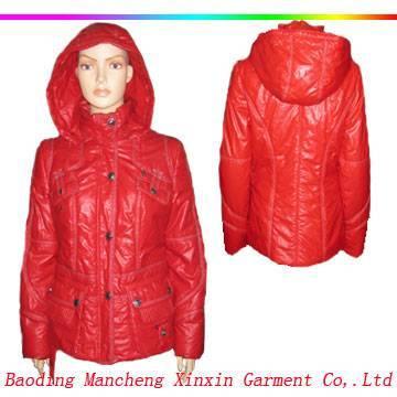 Ladies' waterproof winter coat