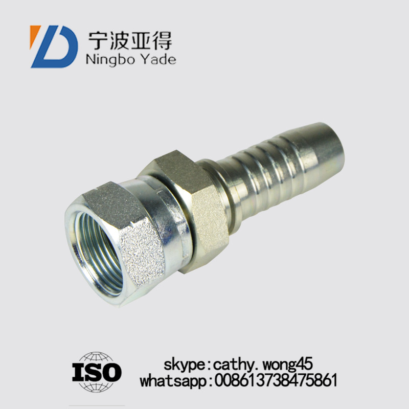 stainless steel hydraulic hose fittings,connectors,adaptor