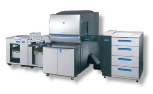 USED HP INDIGO PRESS 5500