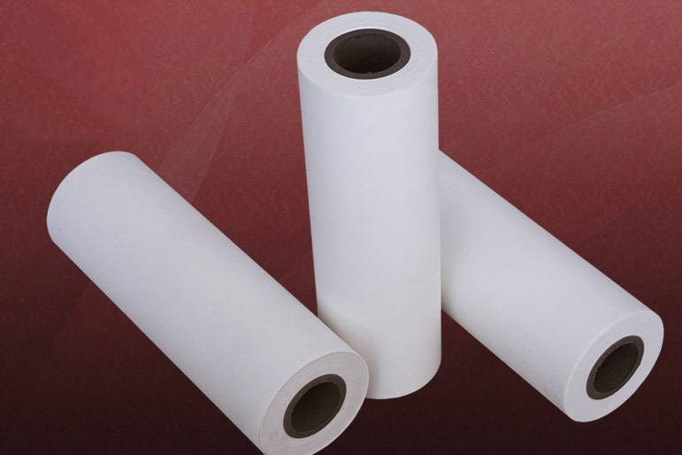 Polyester non-woven for adhesive tape Ei7031T