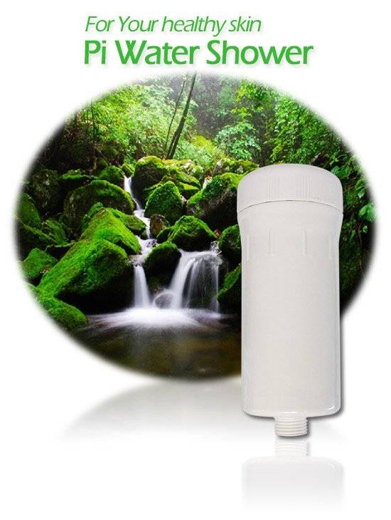 Water softener for Bathroom,water saving shower,instant water shower