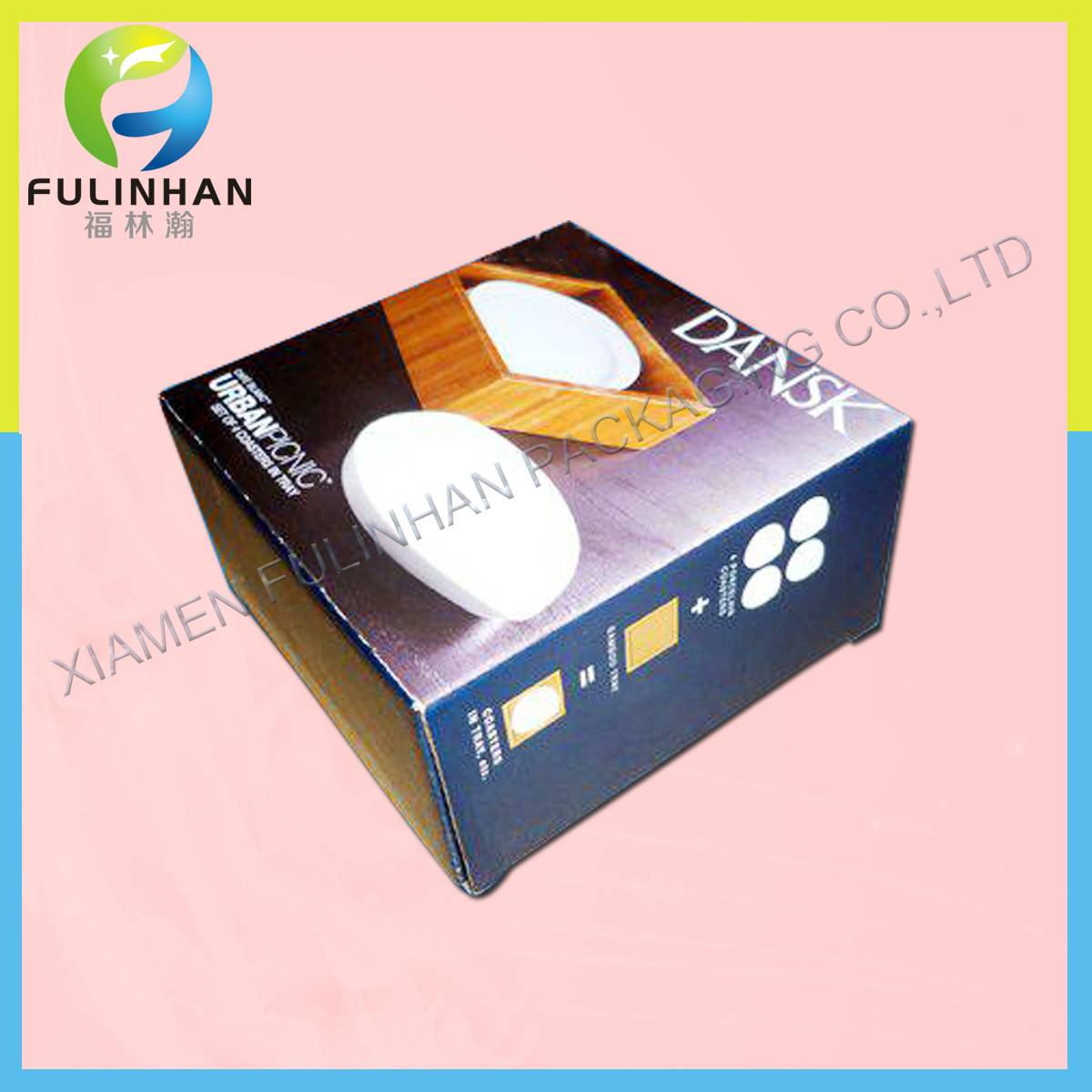 Custom printed Paper Box,packing box