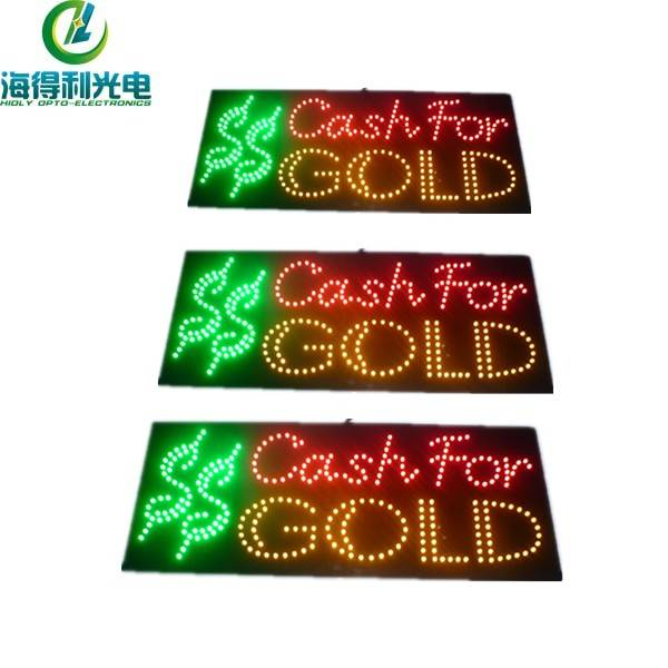 Electronic led custom sign,acrylic company signs