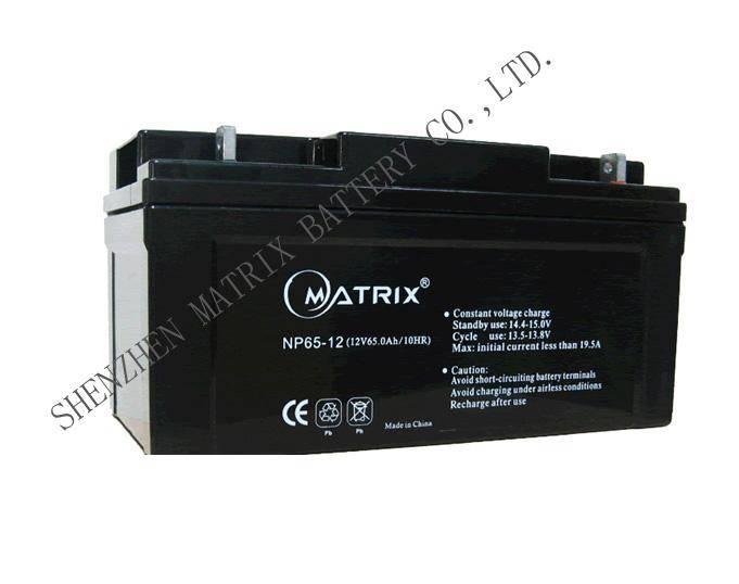 12v65ah DC panel power supply