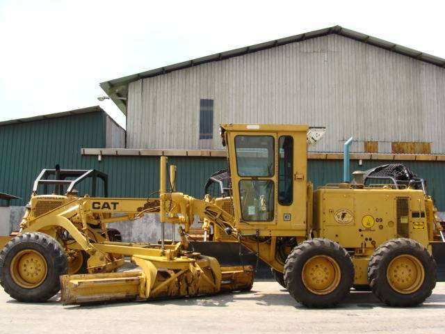 Sell 12G,14G,140G,GD405, Used, Caterpillar,Motor Grader.
