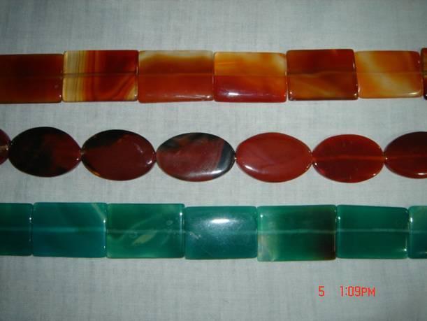 agate beads/semi-precious stones\gemstones
