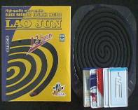 Mosquito coil -A