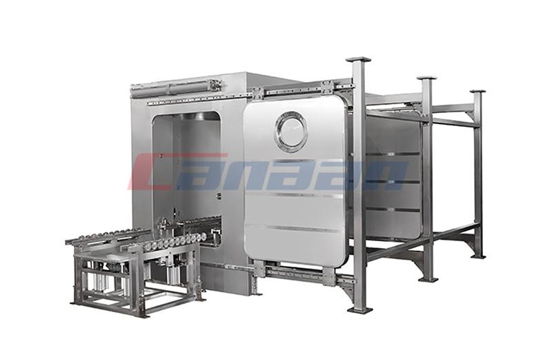 Bin Washing Station Supplier