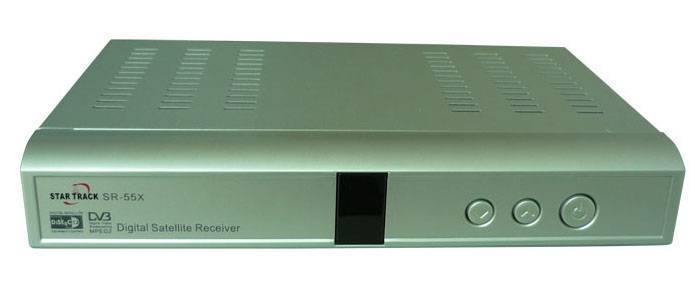 Startrack SR-55X STB set top box digital satellite receiver