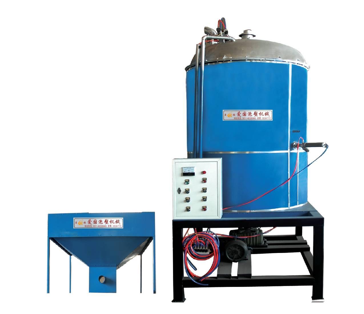 eps batch pre-expander machine on sale