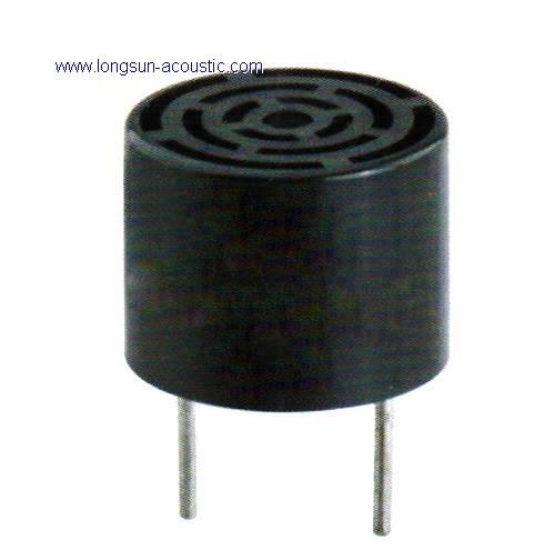Open structure ultrasonic sensor