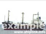 GENERAL CARGO SHIP TURKISH FLAG dwt1500 - ship wanted