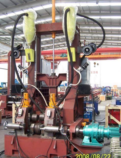 H-beam combination machine