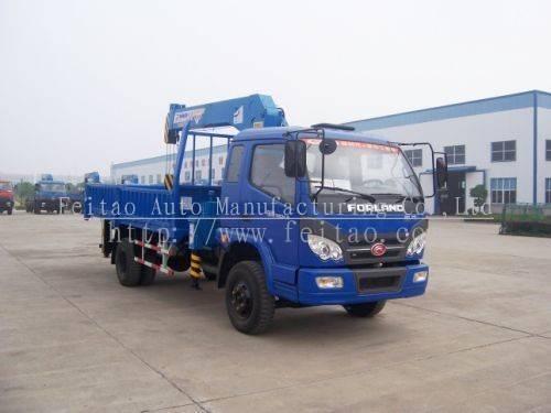 truck crane&truck-mounted crane