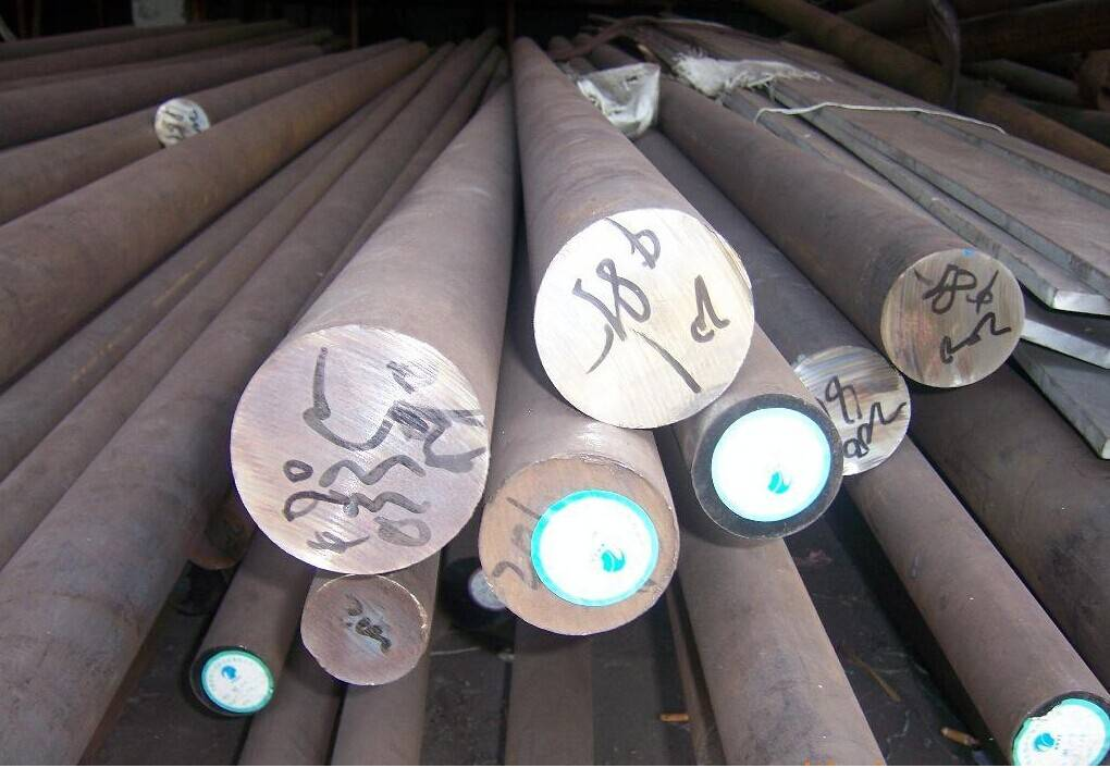 X120Mn12 hadfield steel round bars