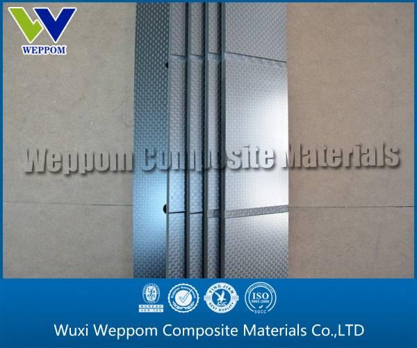 Precise Carbon Fiber CNC Cutting Plate
