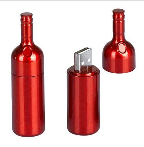 bottle usb flash disk
