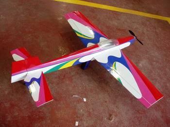 R/C Airplane Model(F3A)
