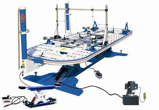 Car Body Straightening Bench W-3000