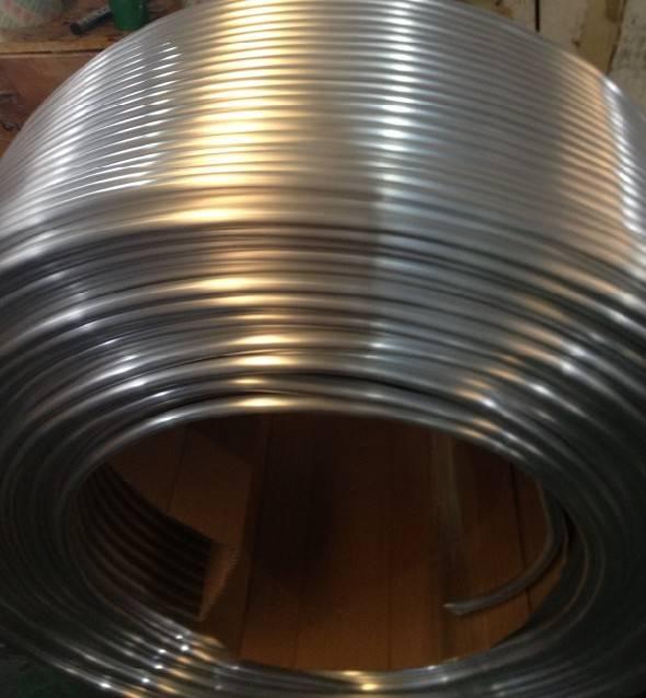 aluminium pipes 1070 for air conditioning