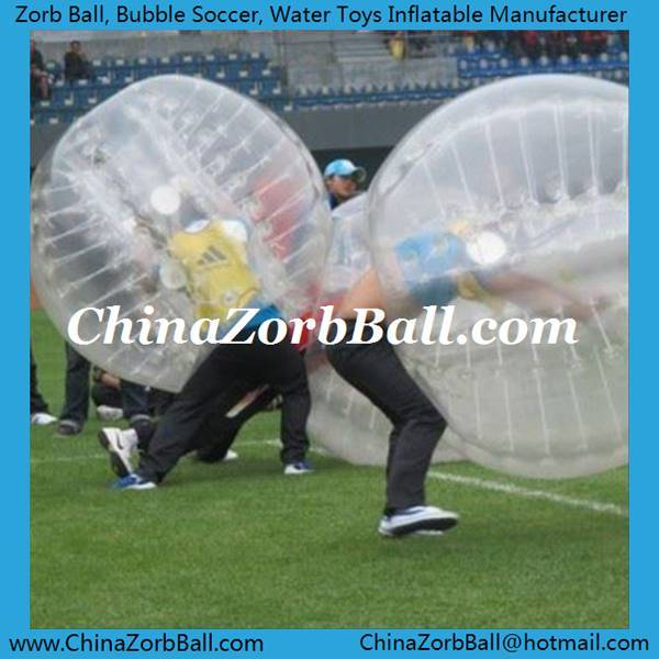 Bumper Ball, Human Bubble Ball, Inflatable Bumper Ball