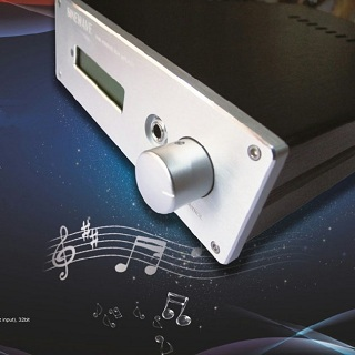 4Channel DUAL TAS5630B DSP AMP (SUPPORT USB2/192Khz/24BIT)