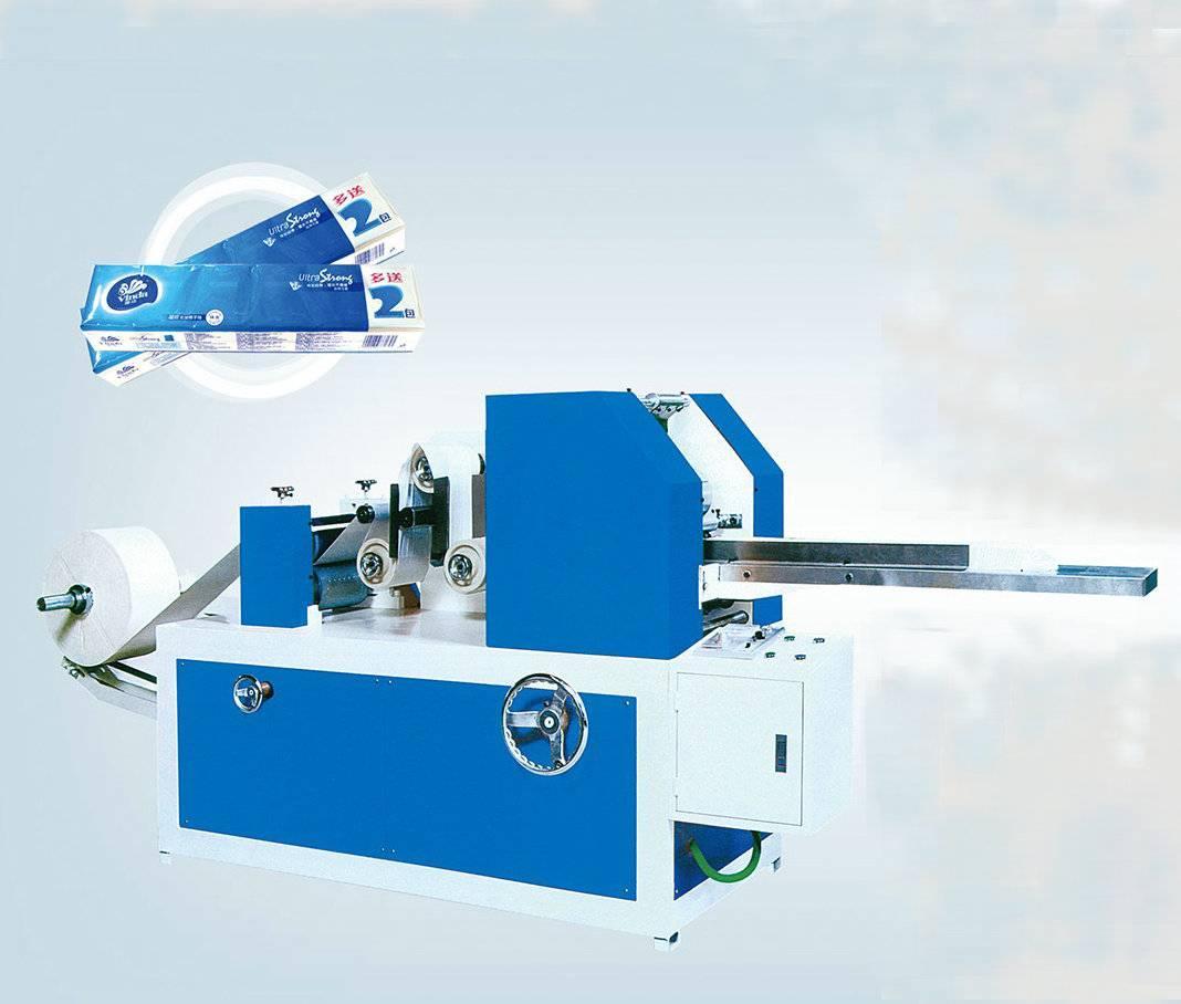 ME-210 Mini Handkerchief Making Machine