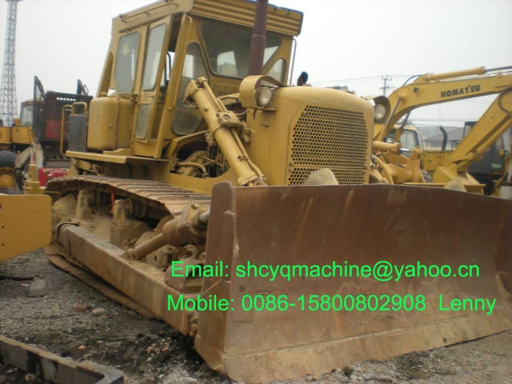 Caterpillar D7G bulldozers,Used bulldozer caterpillar D7G