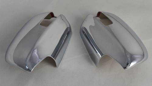 Chrome Mirror Covers For Toyota Verso