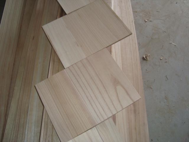 kiri wood taekwondo breaking board