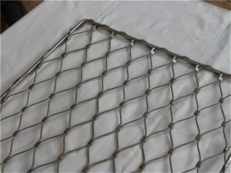 Multifunctional Stainless Steel Cable Mesh