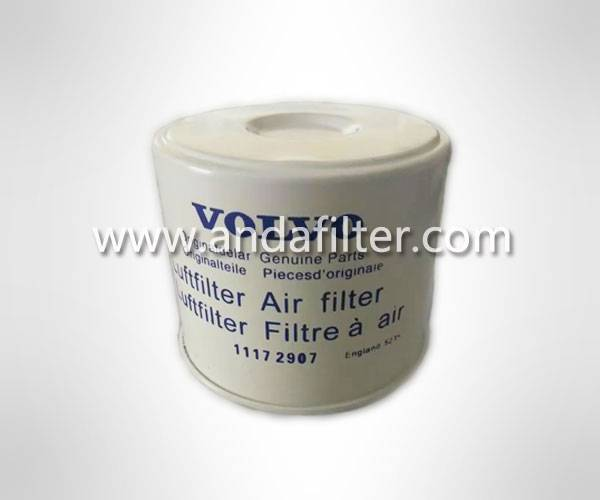 Air Filter, Compressor Intake For VOLVO 11172907