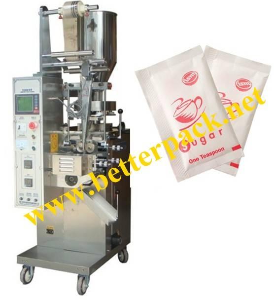 auto sugar sachet packaging machines