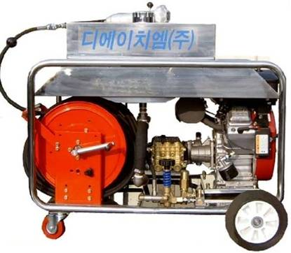 MOBILE FIREFIGHTING SYSTEM